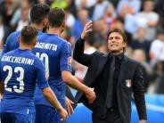 """EM 2016: Italien optimistisch vor Deutschland-Spiel: """"Jetzt kommt das Schöne"""""""