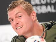 Fußball-EM: Wechsel zu ManCity? Kroos reagiert gelassen auf neue Wechsel-Gerüchte