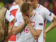 Fußball: Trauriger Abgang von Kuba, Lewandowski & Co.