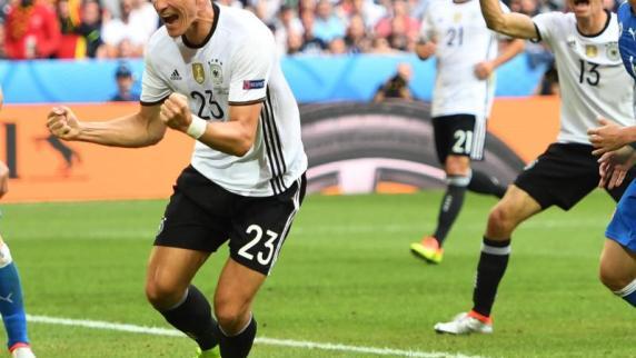 wann spielt deutschland italien