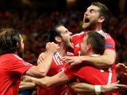 Fußball: Wales historisch: Nach 3:1 gegen Belgien im EM-Halbfinale
