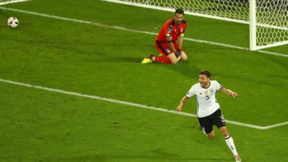 deutschland gegen italien gewonnen