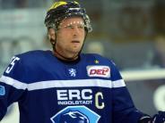 ERC Ingolstadt: Panther trennen sich von Ehrenberger