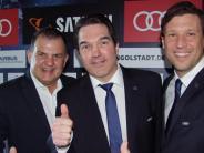 """ERC Ingolstadt: Larry Mitchell im Interview: """"Ingolstadt war meine Wunsch-Option"""""""