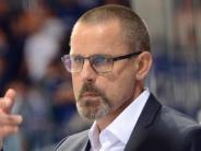 ERC Ingolstadt: Tommy Samuelsson: Offener Kampf zwischen den Pfosten