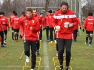 FC Augsburg: FCA: Ein gern gesehener Trainingsgast in Augsburg