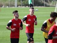 FC Augsburg: FCA-Stürmer Ajeti steht vor einer schwierigen Entscheidung