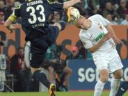 FC Augsburg: Kampf. Krampf. Klassenerhalt? FCA-Rettung noch offen