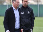 """FC Augsburg: Reuter über Weinzierl: """"Warten auf den richtigen Zeitpunkt"""""""