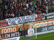 FC Augsburg: Ultras hetzen erneut gegen Teigl - Reuter reicht's
