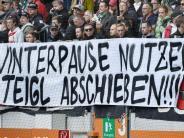 Georg Teigl: So stellt  sich ein Teil der  FCA-Ultras ins Abseits