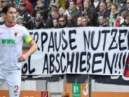 FC Augsburg: Mannschaft gegen Fans: FCA-Spieler stellen sich vor Teigl