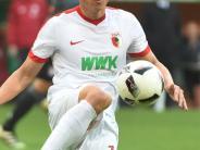 FC Augsburg: Koo ist beim FCA wieder am Ball