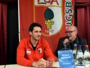 FC Augsburg: Gojko Kacar fühlt sich in Augsburg wohler als noch beim HSV