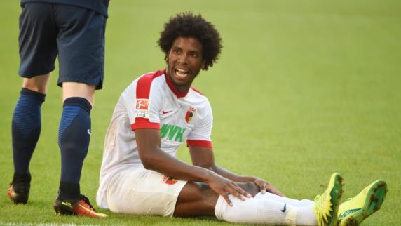 FC Augsburg: Steht Caiuby vor seinem Comeback?