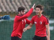 FC Augsburg: FCA-Coach Manuel Baum will Startelf regelmäßig umbauen