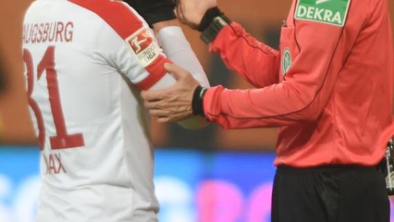 FC Augsburg: Doppelrolle für Philipp Max