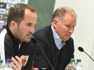 FC Augsburg: Trainer Baum und Manager Reuter mit TV-Auftritten