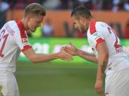 FC Augsburg: So schafft der FCA am Wochenende den Klassenerhalt