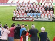 FC Augsburg: Warum fehlt Caiuby auf dem Mannschaftsbild?