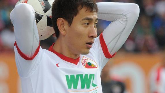 FC Augsburg leiht Ji an Darmstadt aus: Vertrag verlängert