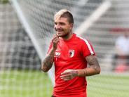 """FC Augsburg: """"Her mit Stafylidis"""": HSV und seine Fans wollen den FCA-Spieler"""