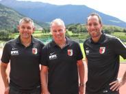 FC Augsburg: FCA-Geschäftsführer will die Champions-League-Hymne hören