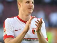 FC Augsburg: Verlängert Martin Hinteregger bald seinen Vertrag beim FCA?
