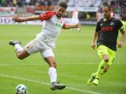 FC Augsburg: Rani Khedira ist gegen Hannover 96 wieder fit