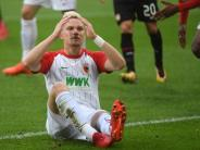 FC Augsburg: Philipp Max will es gegen den FC Bayern besser machen