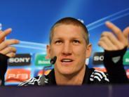 Champions League: Schweinsteiger wohl auf der Bank - Basel hofft auf Wunder