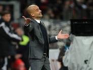 FC Bayern: Guardiolas Plan gelingt nur zum Teil