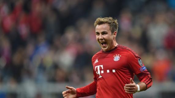 FC Bayern: Götze will weiter beim FC Bayern bleiben
