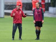 Testspiel: FC Bayern München - AC Mailand live im TV und Stream