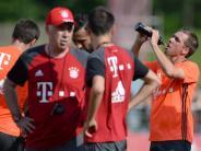 Bundesliga: Vorbereitung des FC Bayern: Testspiele live, Audi-Tour und Supercup