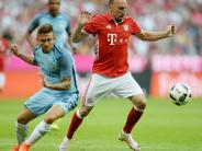 FC Bayern: Ribéry lobt Ancelotti - und stichelt gegen Guardiola