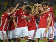 DFB-Pokal: Carl Zeiss Jena - FC Bayern München live im TV und Stream