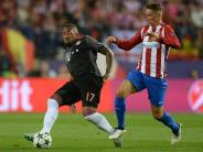 Champions League: Jerome Boateng geht auf Bayern-Offensive los