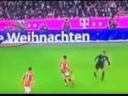 FC Bayern: Als Thiago den Weihnachtsmann ins Spiel einbinden wollte