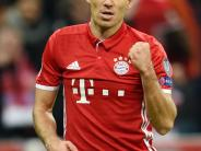 FC Bayern München: Arjen Robben verlängert Vertrag beim FC Bayern