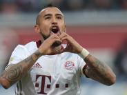 FC Bayern: Vidal erlöst den FC Bayern gegen Ingolstadt