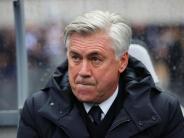 FC Bayern: DFB stellt Verfahren gegen Ancelotti wegen Mittelfinger ein