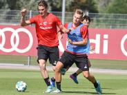 FC Ingolstadt: Der Ball steht wieder im Mittelpunkt