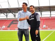 """FC Ingolstadt: """"Ich bin glücklich und sehr stolz"""""""