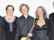 Konzert: Singen über die Liebe
