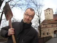Gastkommentar: Was Comedian Herr Braun zum Augschburger Dialekt sagt