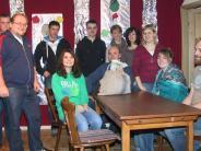 Proben:  Theatergruppe spielt ums große Geld