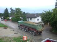 Gemeinderat in Mering: Bahn zahlt eine Entschädigung für kaputte Straßen in Mering