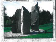 Gestaltungsideen: Frauentanz oder Stonehenge