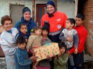 Hilfsaktion: Malteser bringen ein Zeichen der Hoffnung